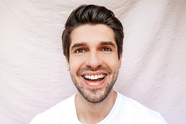 Höja funktionen på tänderna